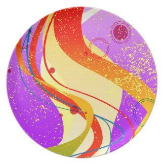 Jazz Fleck Background Plate