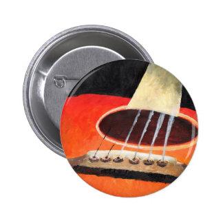 Jazz Guitar Pin