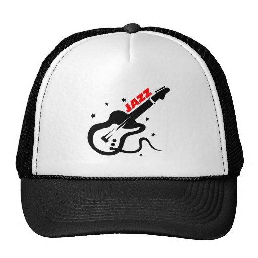 Jazz Guitar Hat