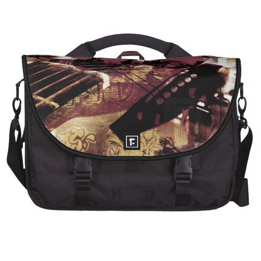 jazz guitar improvization laptop bag