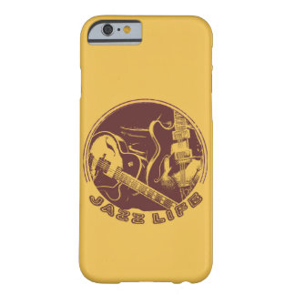 Jazz Guitar Iphone Case Barely There iPhone 6 Case