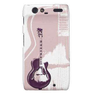 Jazz Guitar RAZR case Droid RAZR Covers