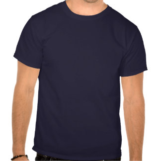 Jazz Guitar Shaped Word Art White Text T-shirts