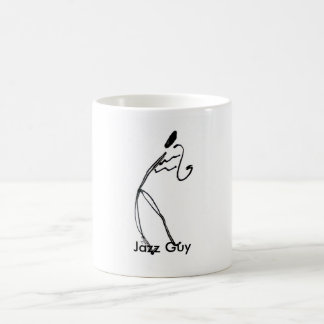 Jazz Guy Customizable Mug