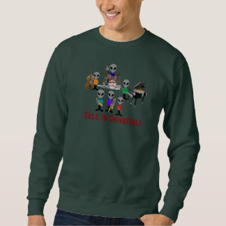 Jazz is Universal! Sweatshirt