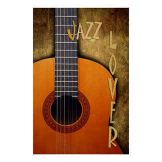 Jazz Lover Poster