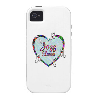 Jazz Lover Vibe iPhone 4 Cover