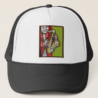 **Jazz Master** Trucker Hat