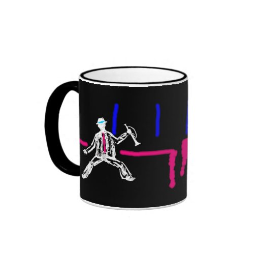 Jazz ~ Modern Art ~  Mug