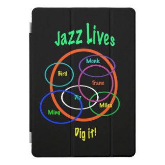 Jazz Music Lives 10.5 iPad Pro Case