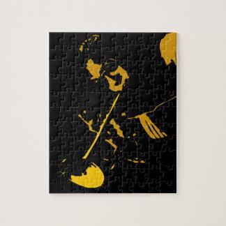 Jazz Musician Jigsaw Puzzle