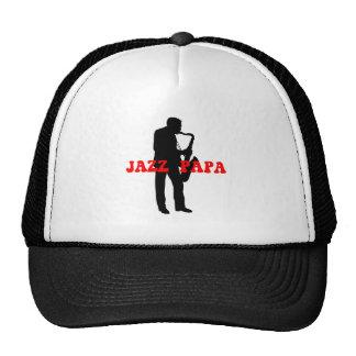 Jazz papa jazz cap