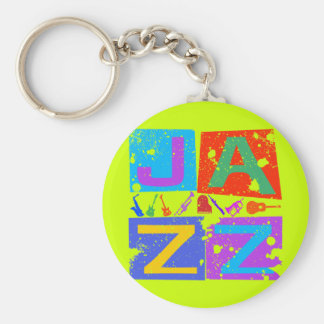 JAZZ RETRO KEY RING