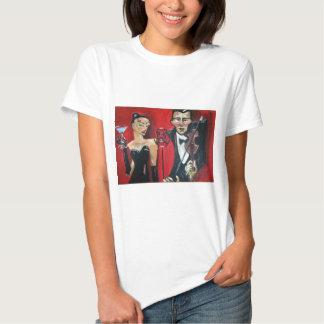 Jazz violin tee shirts