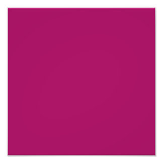 Jazzberry Jam Purple Photographic Print