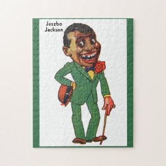 Jazzbo Jackson Jigsaw Puzzle