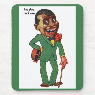 Jazzbo Jackson Mouse Pad