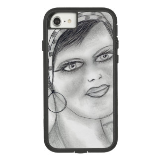 Jazzy Flapper Case-Mate Tough Extreme iPhone 8/7 Case