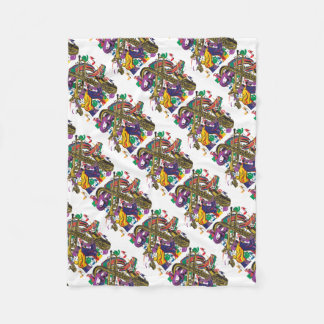 JAZZy Fleece Blanket