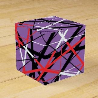 JAZZY LINES FAVOUR BOX