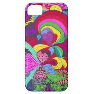 Jazzy Sun iPhone 5 Case