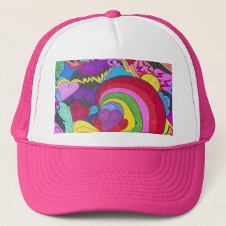 Jazzy Sun Trucker Hat