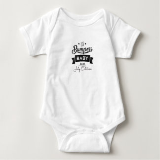 jb2017 baby one-piece JULY edition Baby Bodysuit