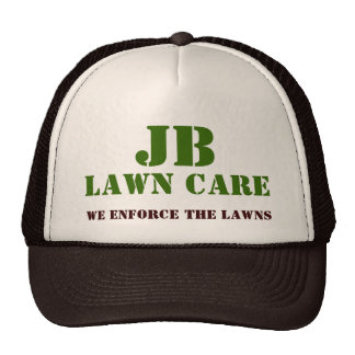 JB, LAWN CARE, We Enforce The Lawns Cap
