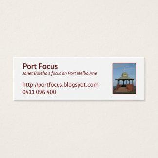 jbProfileRotundaTownPier Mini Business Card