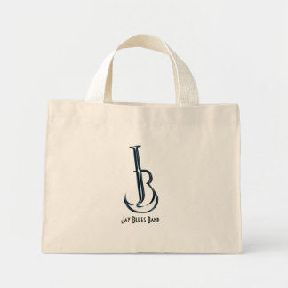 JBQuicksilver, Jay Blues Band Handbag Tote Bag