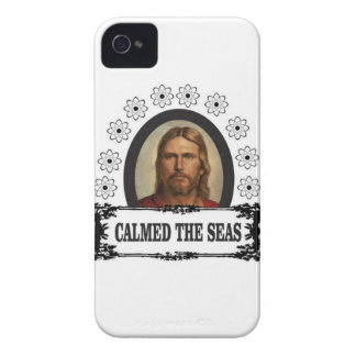 jc calmed the seas Case-Mate iPhone 4 case