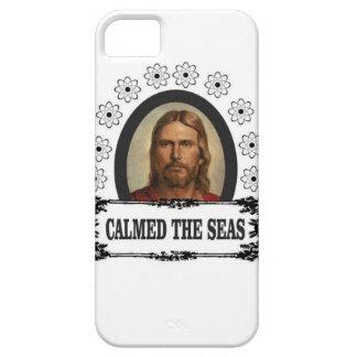 jc calmed the seas iPhone 5 case