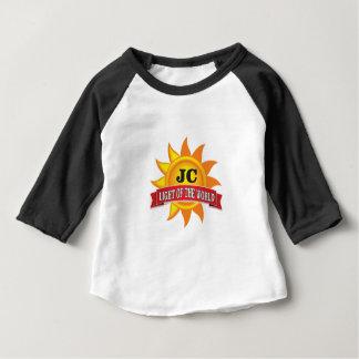 jc light of the world baby T-Shirt