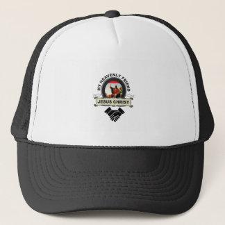 JC my heavenly friend Trucker Hat