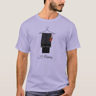 JC Penny Stock Market Shirt