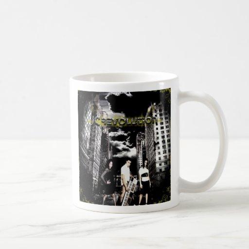 JC Revolution Mug