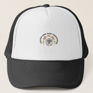 JC ring of miracles Trucker Hat