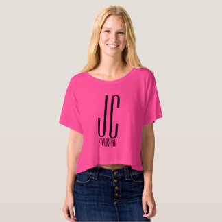 JC SuperStar (In Pink) T-Shirt