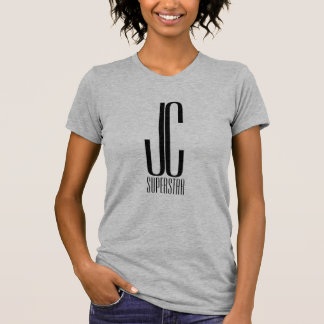 JC SuperStar - King of Kings with crown on back#3a T-Shirt