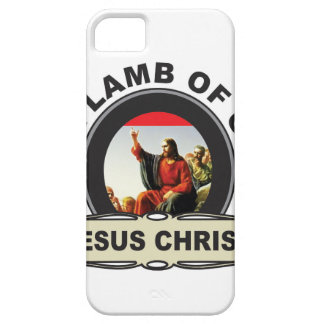 jc the lamb of god iPhone 5 covers