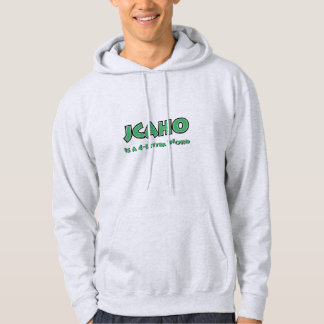 JCAHO is a 4-Letter Word Hoodie