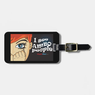 JCAHO Undercover Luggage Tag
