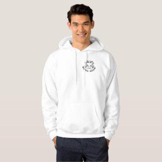 JCM Tattoo Studio Branded black logo hoodie