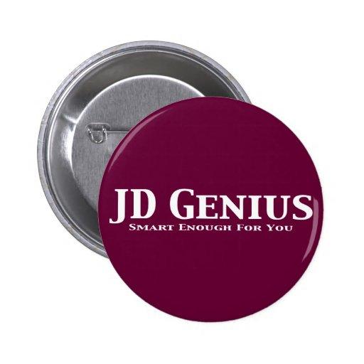 JD Genius Gifts Button
