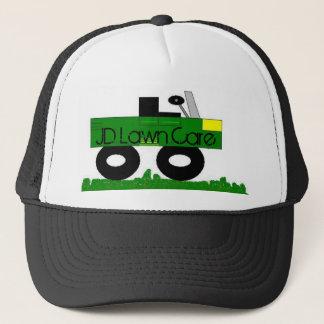 JD Lawn Care Trucker Hat