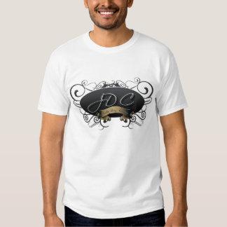JDC Logo Mens Performance Micro-Fiber Long Sleeve Tee Shirt