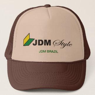 JDM BRAZIL TRUCKER HAT