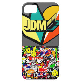 JDM Cases for the iPhone 5/5s