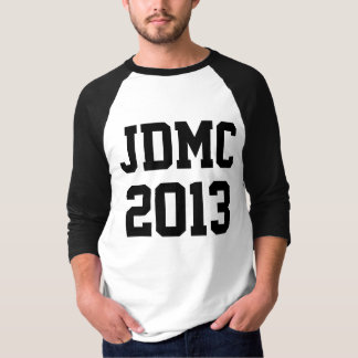 "JDM Cookout: ""JDMC 2013"" Baseball Tee"