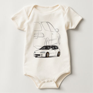 JDM Hatch Baby Bodysuit